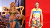 Britney Spears Says Justin Timberlake Gave Her a 5-Minute 'Pep Talk' Before 2001 MTV VMAs