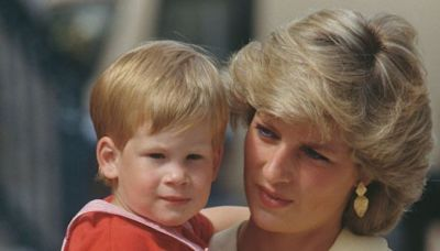 Prince Harry apparently predicted he'd quit Royal life when he was 4