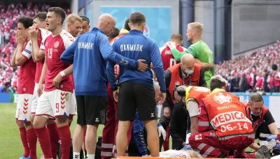 Denmark's Christian Eriksen Discharged After Successful Defibrillator Implant Surgery, Visits Team Ahead Of Key Euro 2020 Game...