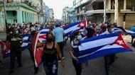 Cuba protests continue; U.S. imposes new sanctions on Cuban officials