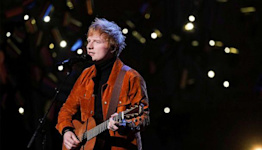 Ed Sheeran tests positive for COVID-19 just days before new album's release