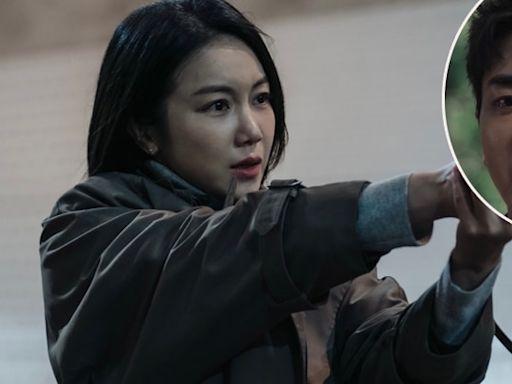 首齣變種人韓劇丨金玉彬讚李浚赫勁靚仔:嚇了我一跳 | 蘋果日報
