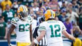 Aaron Rodgers calls out Packers fans sending death threats to Marquez Valdes-Scantling