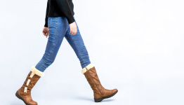 'Good for wide calves': Amazon shoppers are loving these $52 fall boots