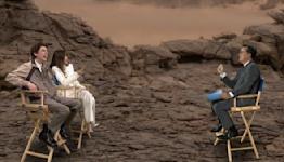 Stephen Colbert Interviewed DUNE's Stars on Arrakis