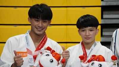 全大運/楊勇緯5連霸達陣 喊話世界第一、奧運金牌都要