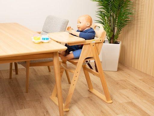 推薦十大兒童高腳餐椅人氣排行榜【2021年最新版】