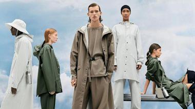 北歐生活風格品牌Rains上線 大雨特報的品味救贖