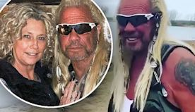 Dog the Bounty Hunter sweetly calls new girlfriend 'babe'