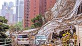 資訊站/颱風與東北季風疊加 暴雨成災