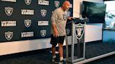 Interim head coach Rich Bisaccia ready to guide Raiders