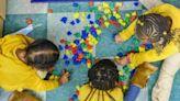 Harris and Yellen push child care spending