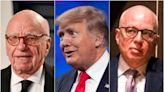 Rupert Murdoch 'hates Trump' but loves the money he brings Fox News, Michael Wolff says