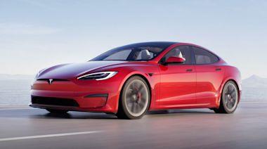 特斯拉衝買氣 Model S改款