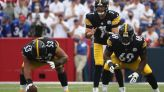Steelers brass impressed with early returns from revamped offensive line despite youth, inexperience