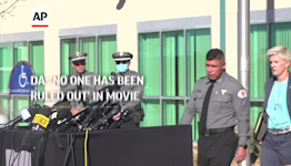 DA: 'No one' ruled out in movie shooting probe