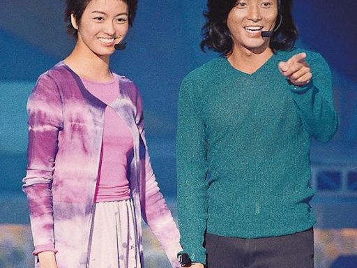 從「小小娛記」到劉鑾雄最後的女人,甘比的手段比你想像得更高明