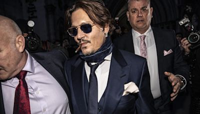 Johnny Depp UK Libel Battle: Winona Ryder & Vanessa Paradis Ride To Actor's Defense Over Abuse Claims
