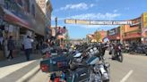 Day one of the 2020 Sturgis Motorcycle Rally is full throttle