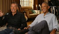 Barack Obama and Bruce Springsteen on their unlikely friendship, conversations that led to podcast