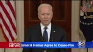 Biden Praises Cease-Fire And Vows To Continue 'Quiet' Diplomacy