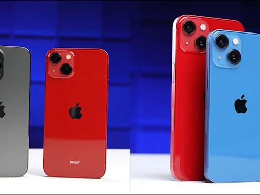 iPhone 13 vs. iPhone 13 mini 、iPhone 13 Pro 電池續航 PK ,重視續航表現的一般民眾購機參考