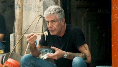 Anthony Bourdain: Photographer reveals story behind viral nude photo of celebrity chef