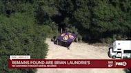 HUMAN REMAINS IDENTIFIED AS BRIAN LAUNDRIE