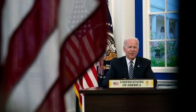 Opinion | Joe Biden Is Almost as Unpopular as Trump. Unlike Trump, He Has a Way Out.