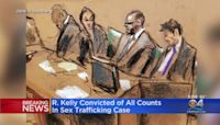 R. Kelly Convicted Of All Counts In Sex Trafficking Case