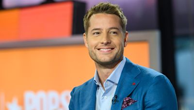 Justin Hartley looks nothing like his hunky 'This Is Us' character in new movie