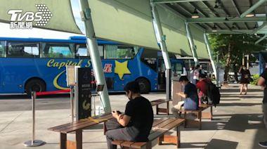 端午疏運載客量2成!一班客運只能搭6人