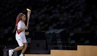 Osaka makes much-anticipated return, Biles targets Olympic history