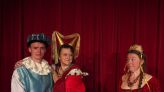 Boring theater prepares comedic royal treatment for fall audience