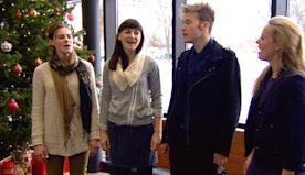 "Von Trapp Family Great-Grandchildren Perform Gorgeous ""Sound Of Music"" Cover."