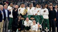 The Rush: Bucks don't miss a beat after receiving Rings, unveiling banner, and defeating Nets