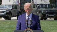 It's Electric: There's No Turning Back, Says Biden