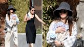 Macaulay Culkin's girlfriend Brenda Song spotted for first time with baby son
