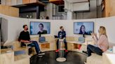 Ikea meets Lego: Google redesigns its office space.