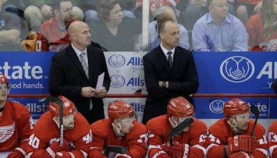 Andy Murray out as WMU hockey coach; former Detroit Red Wings assistant hired