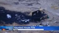 Hay Fire In Parker Consumes Haunted House