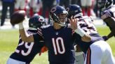 All signs point to Mitchell Trubisky being the Bears' starting QB in Week 12