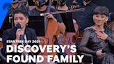 Wilson Cruz On Playing Parent To Ian Alexander And Blu del Barrio | Star Trek Day 2021 | Paramount+