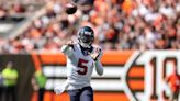 David Culley: Tyrod Taylor is our starting quarterback when he's healthy