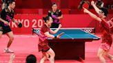 【2021東奧】日本桌球混雙逆轉中國奪金 小粉紅出征砲轟:犯規