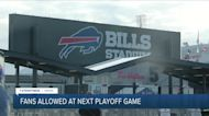 Fans allowed to attend Divisional playoff game against Ravens