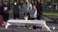 Vigil held for families impacted by FedEx shooting