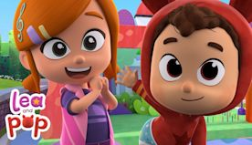 If You Happy And You Know It- Lea and Pop Nursery Rhymes and Children Songs