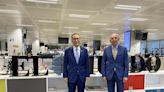 駐西班牙代表處劉德立大使拜會西班牙第一大報「世界報」社長羅瑟爾