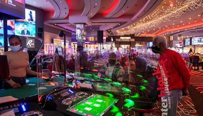 First look: Live! Casino & Hotel Philadelphia opening with 2,100 slot machines, 40-foot-long TV